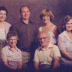 George anderson family