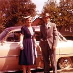 James & Annie Anderson 50's