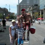 Toronto Buskers Festival